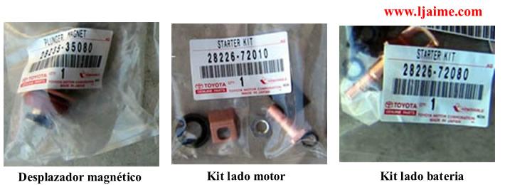 kit automático 2.2 KW