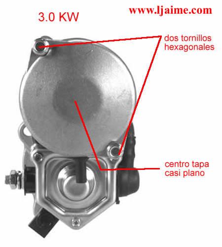 Arranque 3.0 KW